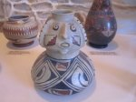 Figurine Jar