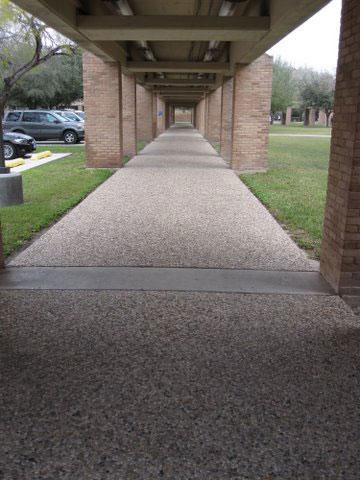 UTPA Walkway