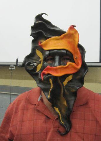 Manuel Lince Mask II