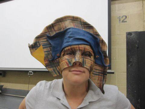 Manuel Lince Mask I