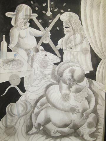 Benevides Drawing