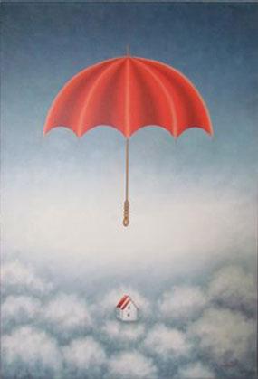 """Wilma Langhamer """"Between Clouds"""""""