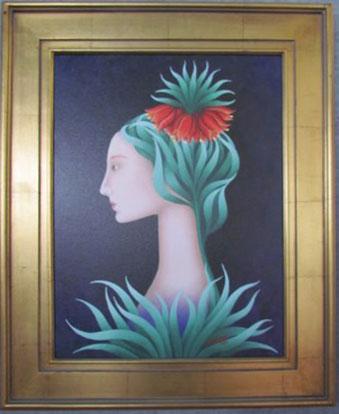 "Wilma Langhamer ""Empress of Spring"""