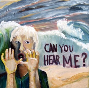 """""""Can You Hear Me?"""" by Mary P. Williams"""