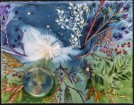 Seeding the Universe, by Mary P Williams. SOLD