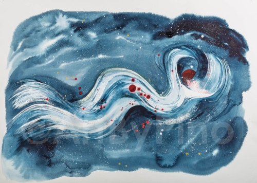 Solar Winds, By Mary P. Williams - SOLD
