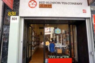 Red Blossom Tea Company